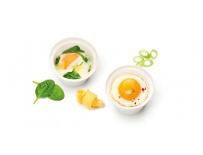 Miska na vařená vejce PURITY MicroWave, 2 ks