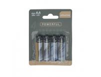 Baterie alkalické 4x AA 1,5V