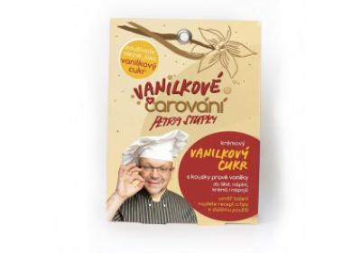 Vanilkové Čarování - krémový vanilkový cukr