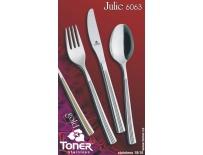 Sada nerezových příborů Toner Julie-24-dílná