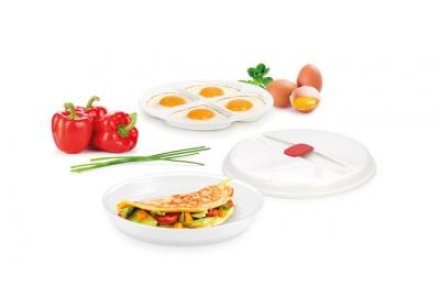 Miska na omelety a sázená vejce PURITY MicroWave