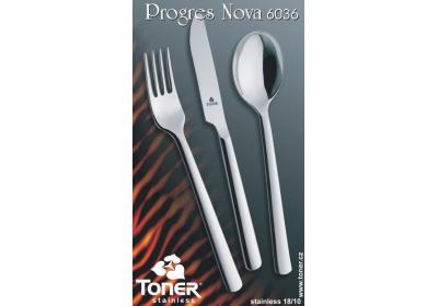 Sada nerezových příborů Toner Progress Nova-24-dílná
