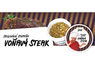 Voňavý steak