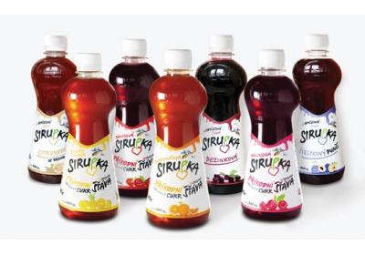 Sirupka-ovocný sirup