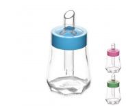 Cukřenka sklo/UH s dávkovačem PRISMA 0,21 l ASS