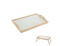 Tác dřevo do postele 50x30 cm