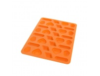 Forma silikon PRACNY 32 mix