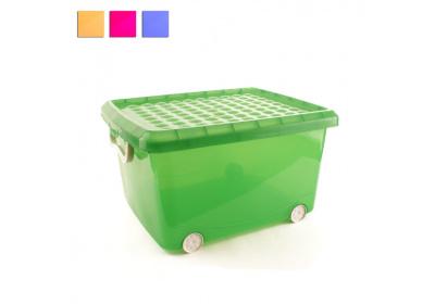 Box UH s kolečky 24l