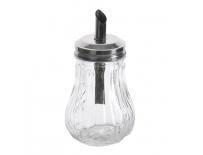 Cukřenka sklo s dávkovačem
