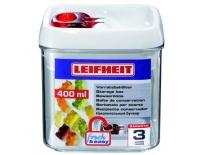 Dóza na potraviny Fresh & Easy hranatá 400 ml LEIFHEIT