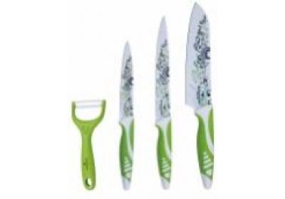 Sada nožů + škrabka