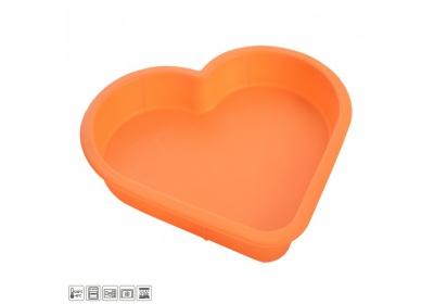 Forma na koláč - srdce