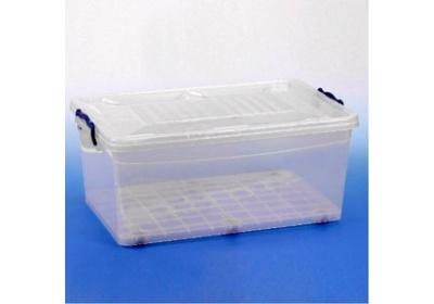 Box plastový multi s kolečky 40l Hobby Life