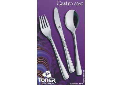 6060 příbor GASTRO sada 24díl. DBS