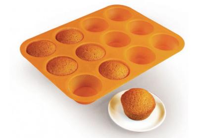 Silikonová forma na muffins