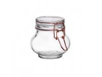 Dóza sklo CLIP patent 0,25 l RÓZA B