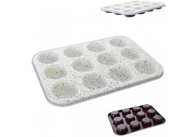 Forma na muffiny s  keramickým povrchem