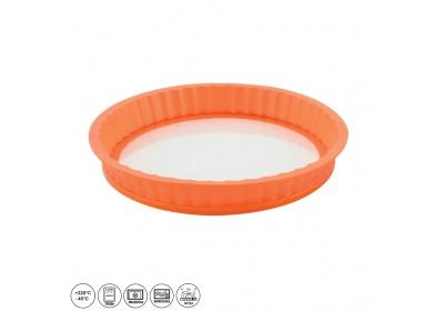 Forma silikon/sklo KOLÁČ pr.  25,5 cm