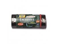Sáček černý EXCLUSIVE 35 l/50 ks