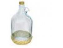 Demižon sklo opletený 5 l