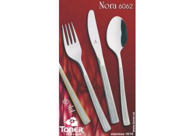 Sada nerezových příborů Toner Nora-24-dílná