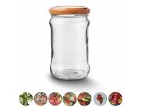 Zavařovací sklenice s víčkem 0,3 l