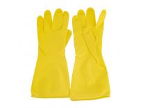 Gumové rukavice S